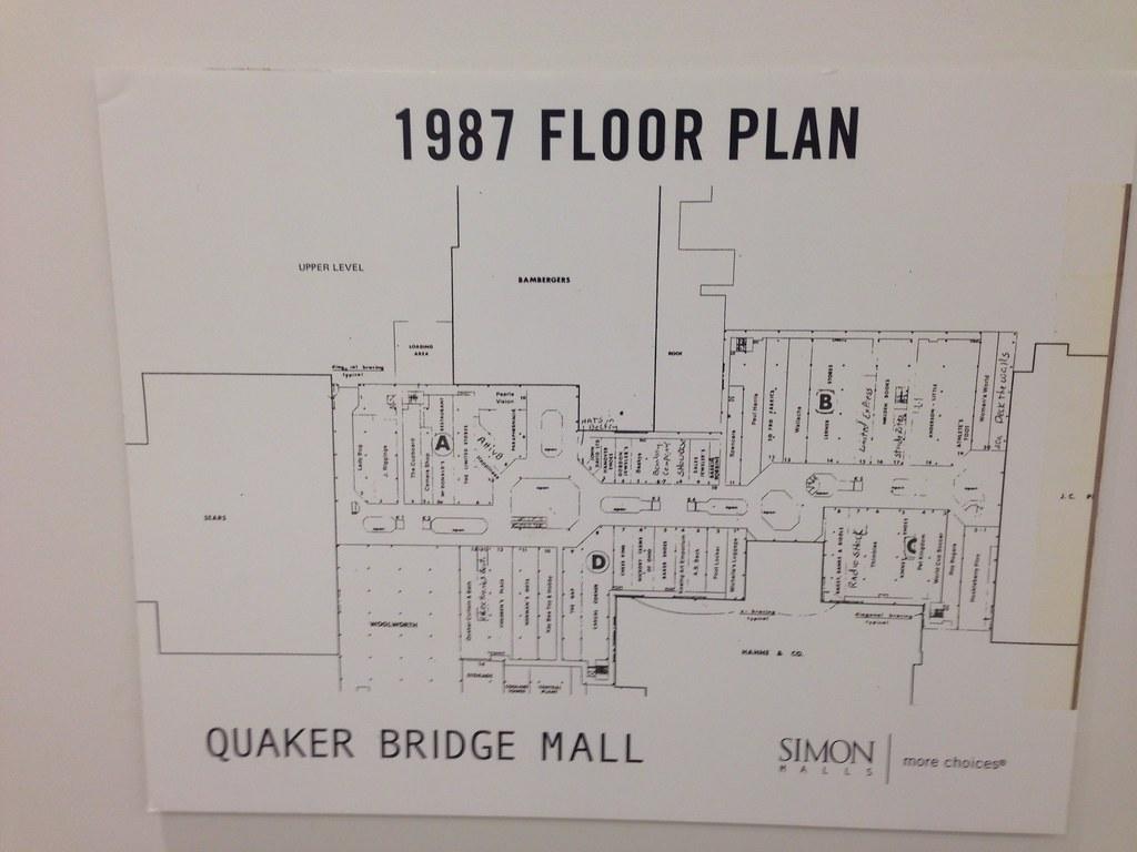 quakerbridge mall upper level in 1987 dan asnis flickr rh flickr com Sharing On Facebook Flickr Flickr Sharing Redbudcs