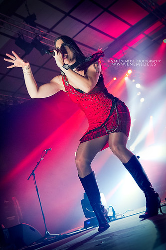Floor Jansen | by Nat Mora Domingo -Enêmede-