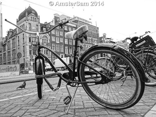 Bikes... | by AmsterSam - The Wicked Reflectah