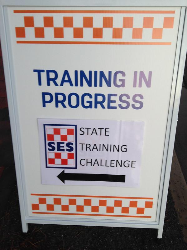 State Training Challenge 2016
