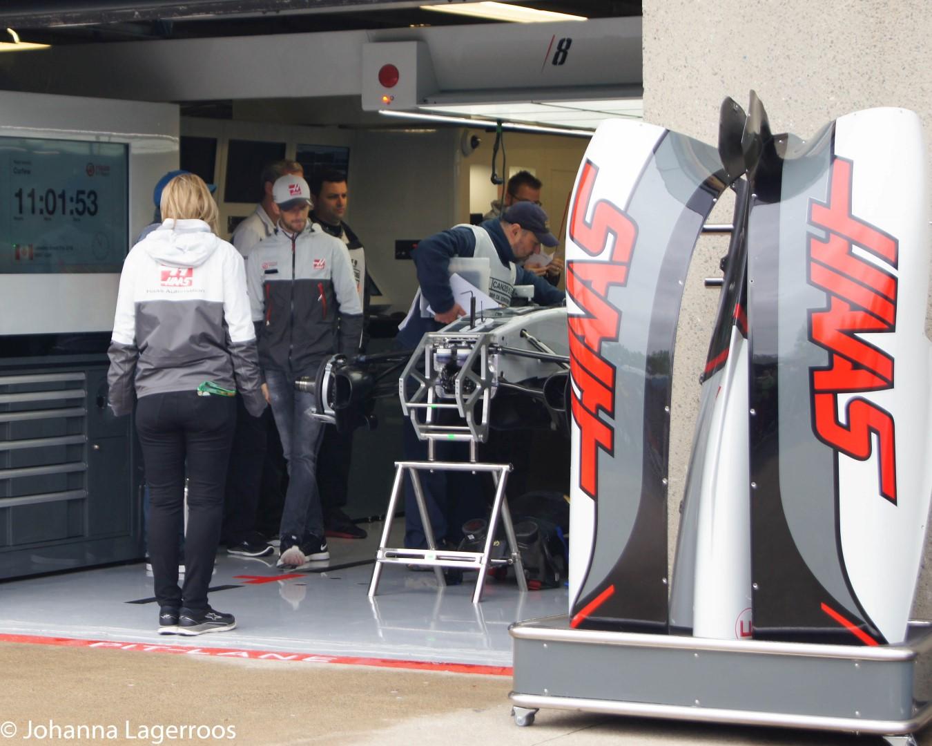 Haas GP