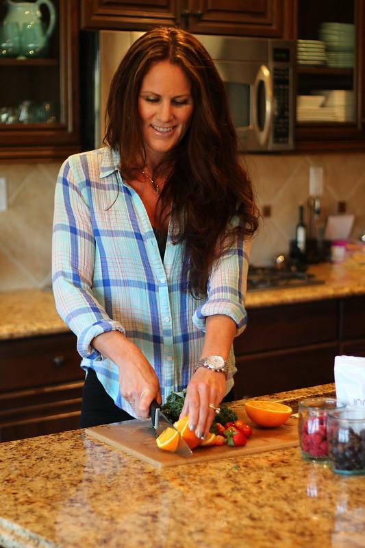 Jen Ayres Healthy Living