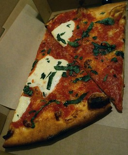 Margherita Pizza at Bertucci - Waterbury, Connecticut | by RoadTripMemories