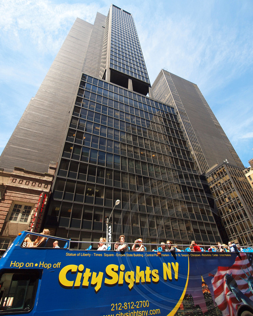 POPS118 810 Seventh Avenue Office Tower Theater District Midtown Manhattan New York