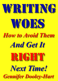 WRITING WOES How To Avoid them And Get It RIGHT Next Time Mk 3 | by mequeenie