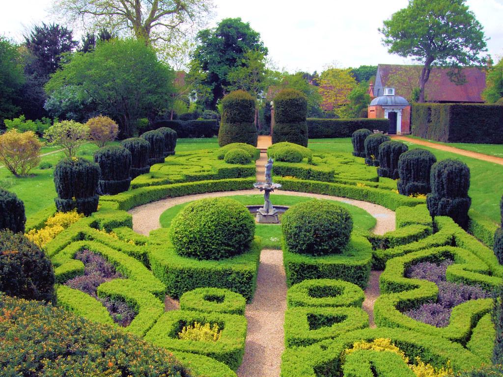 Delicieux By Jim Linwood The Dutch Garden, Bridge End Gardens   Saffron Walden. | By  Jim Linwood