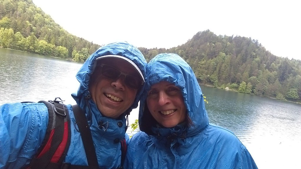 Es regnet am Alatsee