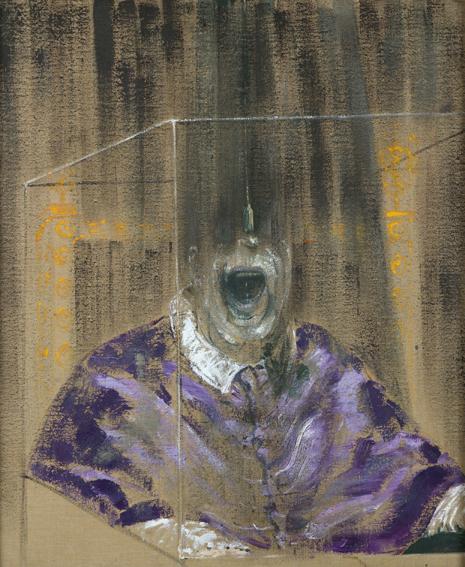 Head VI, 1949. 93.2 x 76.5. Arts Council Collection London