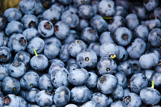Reward for work: Blueberries | by @rsseattle