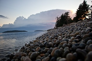 Sechelt Beach | by Ken McMillan