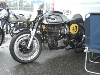 Norton Manx | by Michel 67