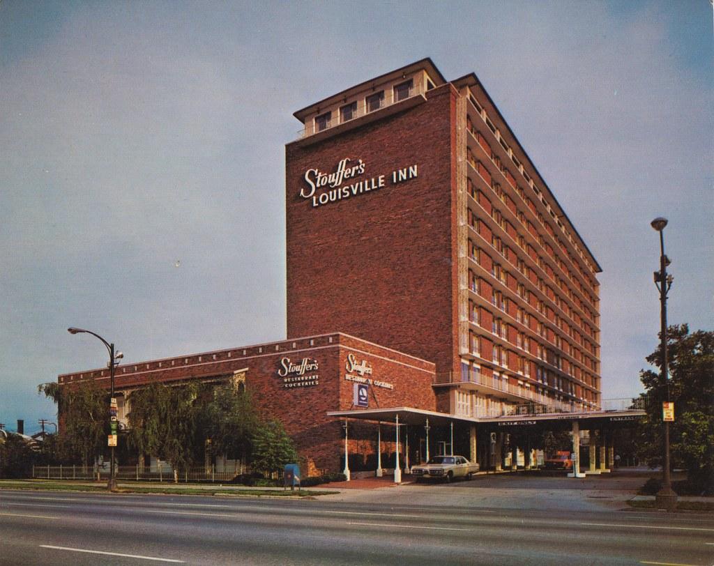 Stouffer's Louisville Inn - Louisville, Kentucky