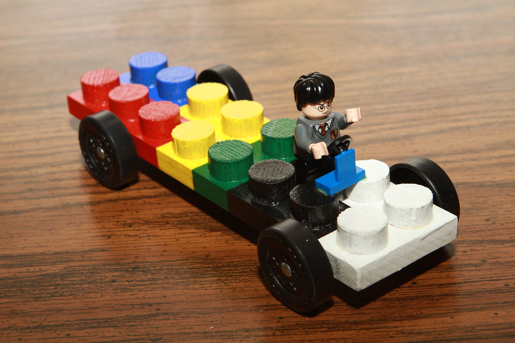 7d 26032 Cool Pinewood Derby Car Idea Lego Eric Ruth Flickr