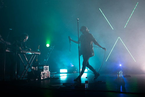 Chvrches @ The Forum | by abi.d