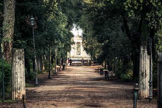 Tunnel Villa Borghese Piazza Di Spagna
