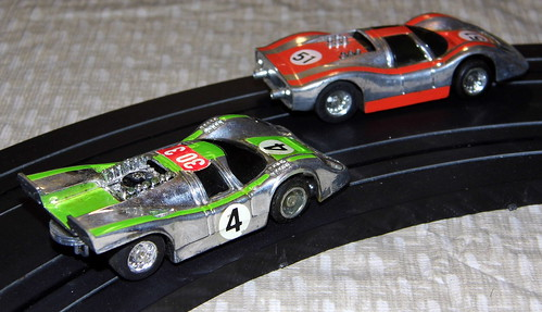 Tyco Slot Car Racing Set S