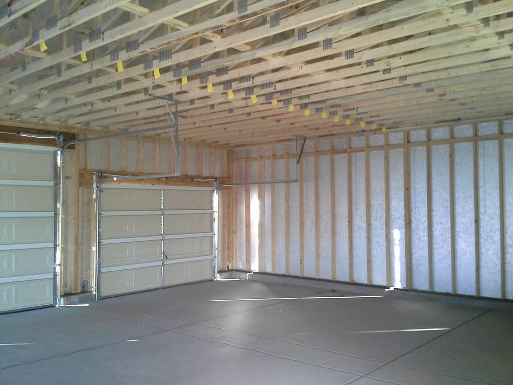30'x40' Premier Ranch Garage Interior | * Modified to 2/12 t… | Flickr