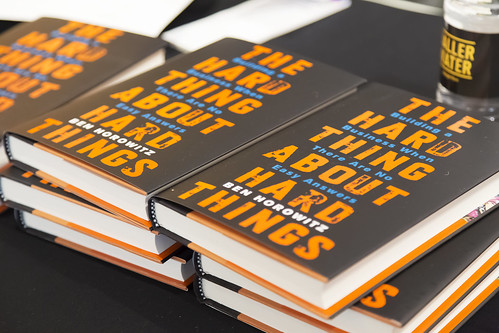 Ben Horowitz Book Tour Event 2014 | by Medgar Evers College