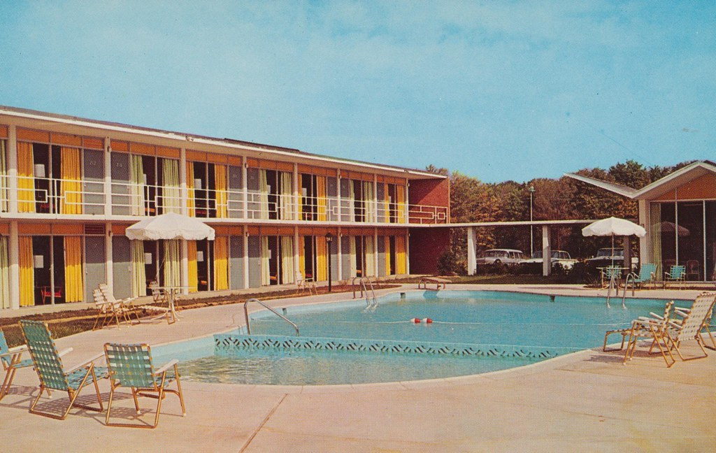 Holiday Inn of America Motel - Wilmington, Delaware