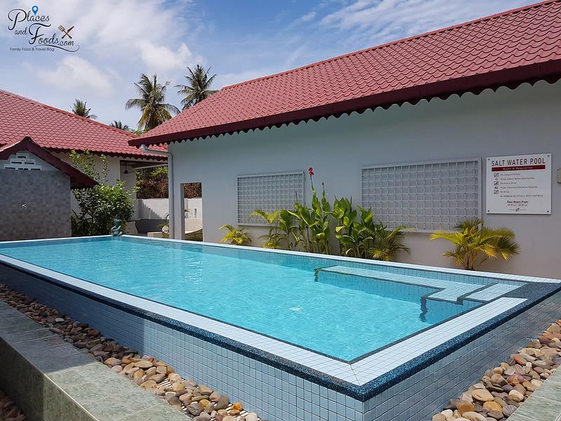 langkawi chantique salt water pool
