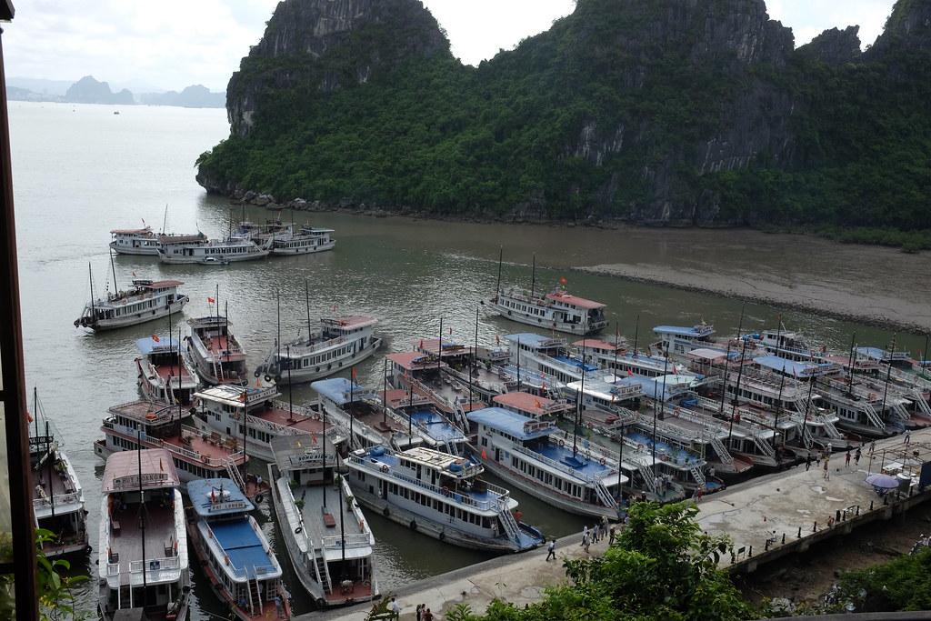 Dao Go Cave - Ha Long Bay