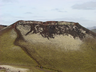 103 Korte tussenstop bij Frostastaðavatn