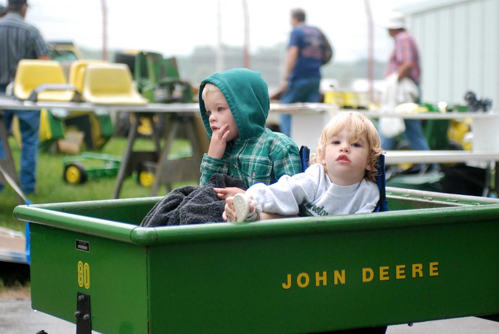 Weekend Freedom Machines >> Weekend Of Freedom Machines John Deere Celebration Megan