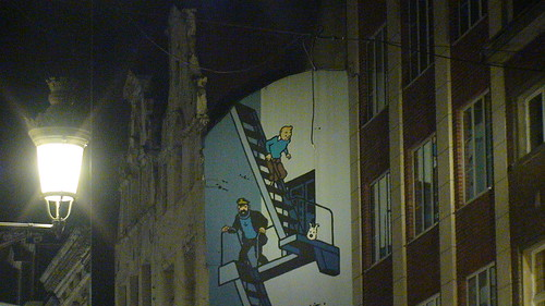 Comics in Brüssel (2013) | by chikorita83