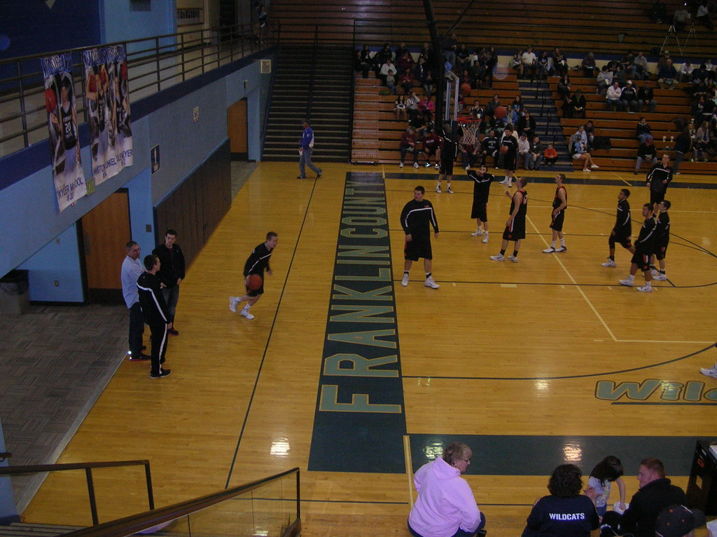 Franklin County High School Gym Gym Fever Flickr
