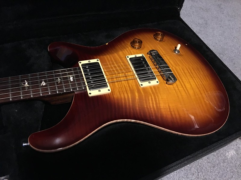 Ngdogd Boomerang Mccarty Rosewood Official Prs Guitars Forum