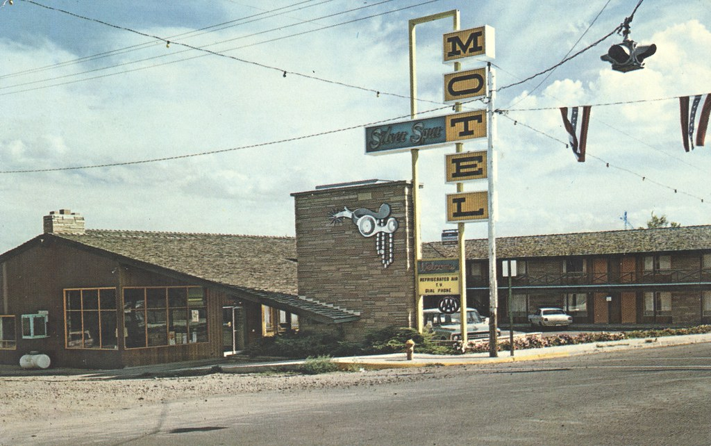 Silver Spur Motel - Burns, Oregon