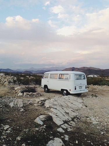 Terlingua, Texas. Edited by Kate Kipley | by kevinrussmobile