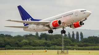 SAS B737  LN-RPF | by Transport Pixels
