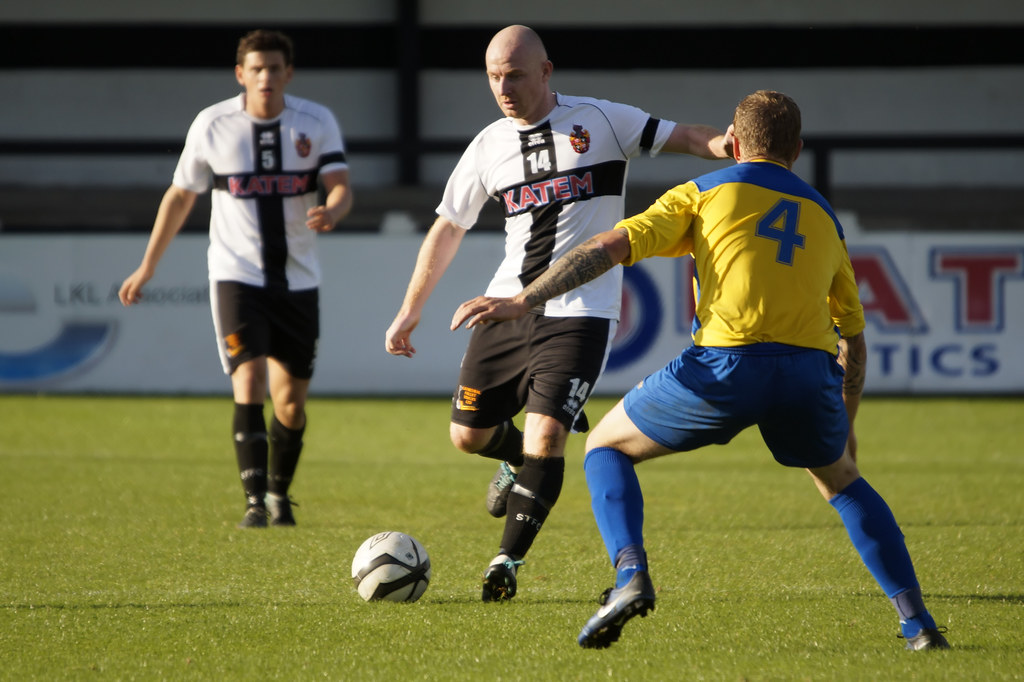 Spennymoor Town Fc V Durham City Afc Northern League Divis Flickr