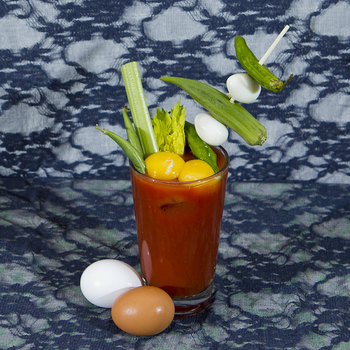 bloodegg mary | by russell elbert