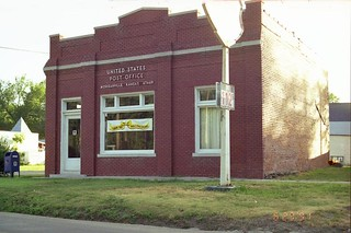 Morganville, KS post office | by PMCC Post Office Photos