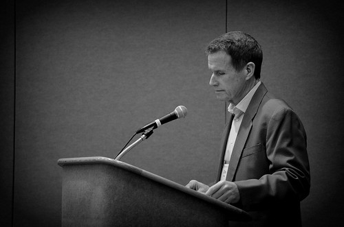Closing day keynote speaker Chris Glaser | by Center for Leadership in Disability at GSU