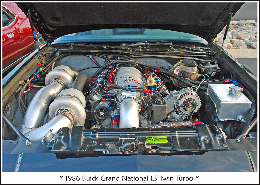 1986 Buick Grand National LS Twin Turbo - 850 hp | Find all … | Flickr