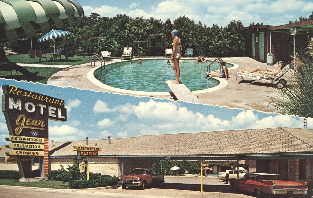 Jean Motel and Restaurant - Temple, Texas