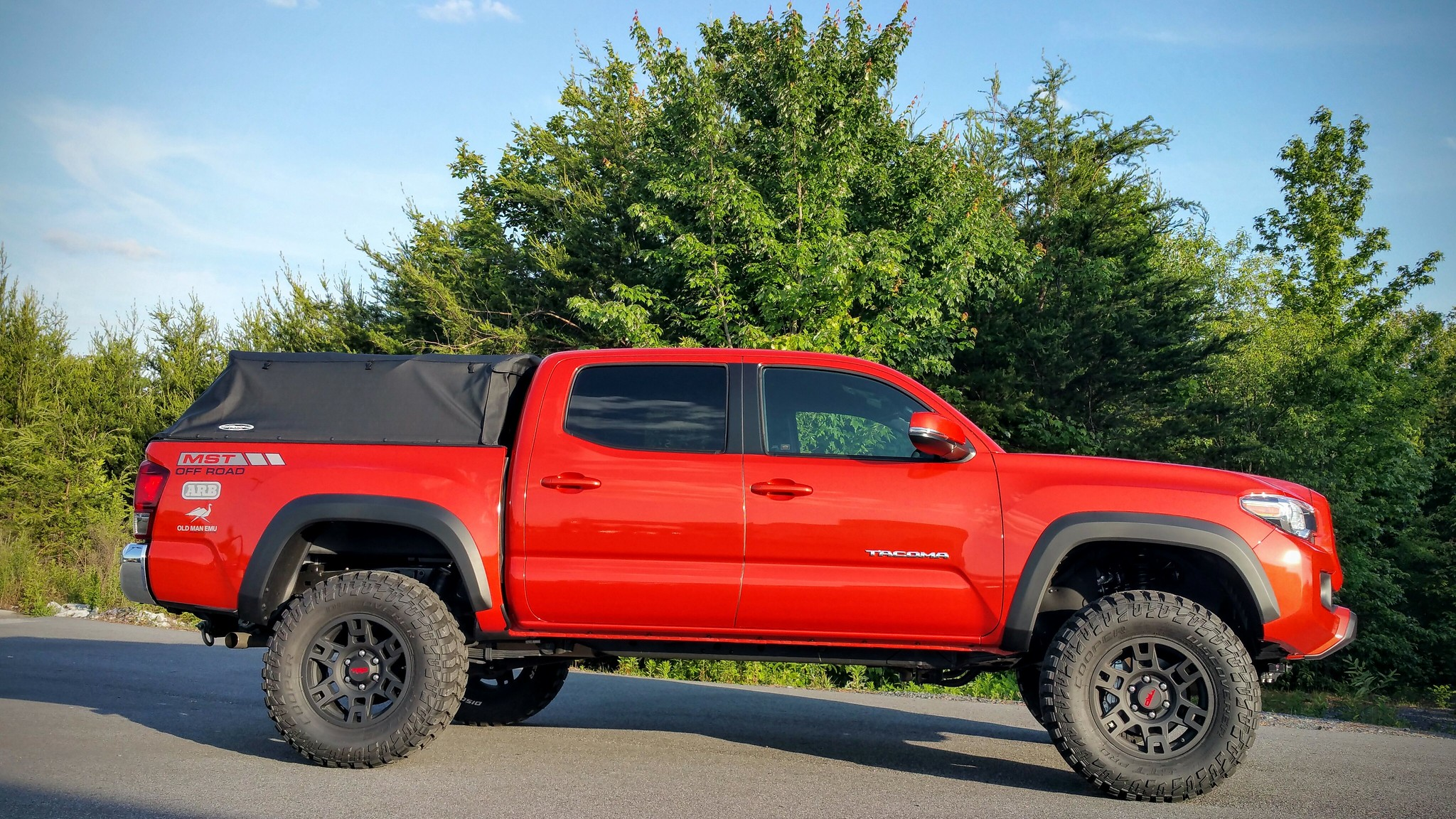 Pongo The Story Of Our 2016 Tacoma Expedition Portal
