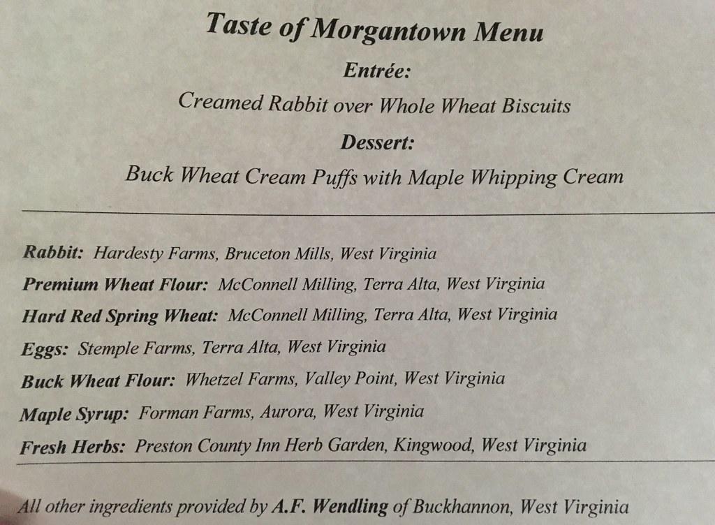 Taste of Morgantown
