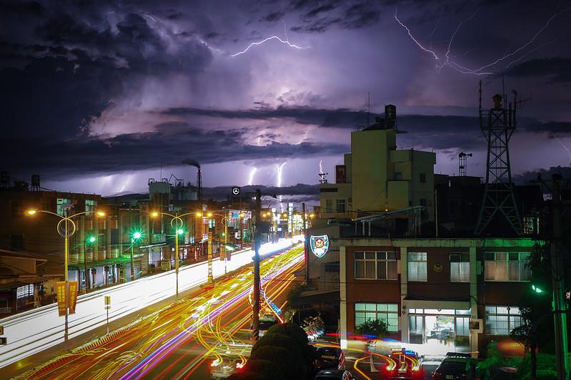 索爾來泡茶|Thunder sky
