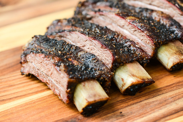 Salt & Pepper Beef Back Ribs