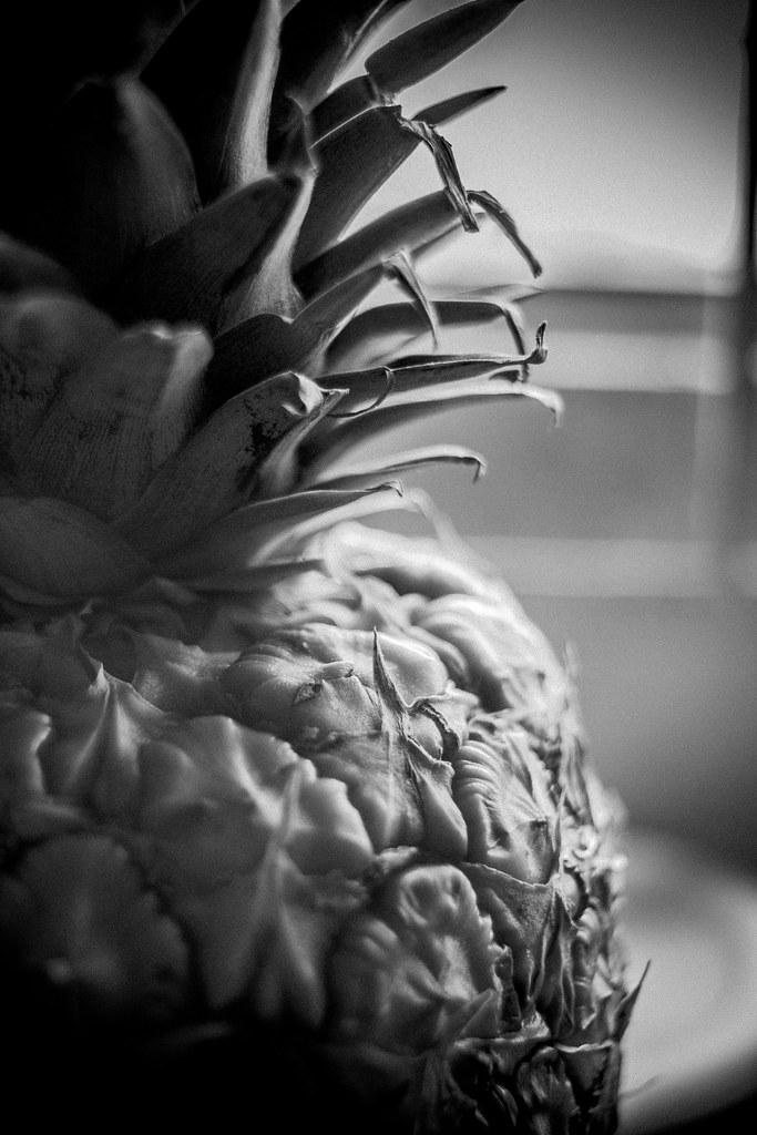 Anatomía de una piña. | El estudio concienzudo de la fruta y… | Flickr