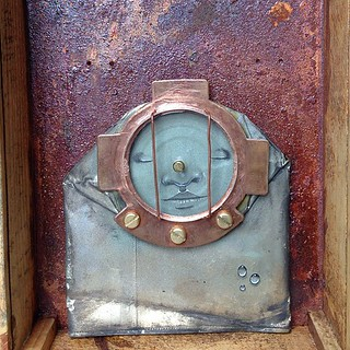 Recent commission for a (very patient) deep sea diver friend. | by my dog sighs