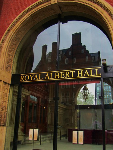 London royal albert hall bauer00007 flickr for Door 8 albert hall