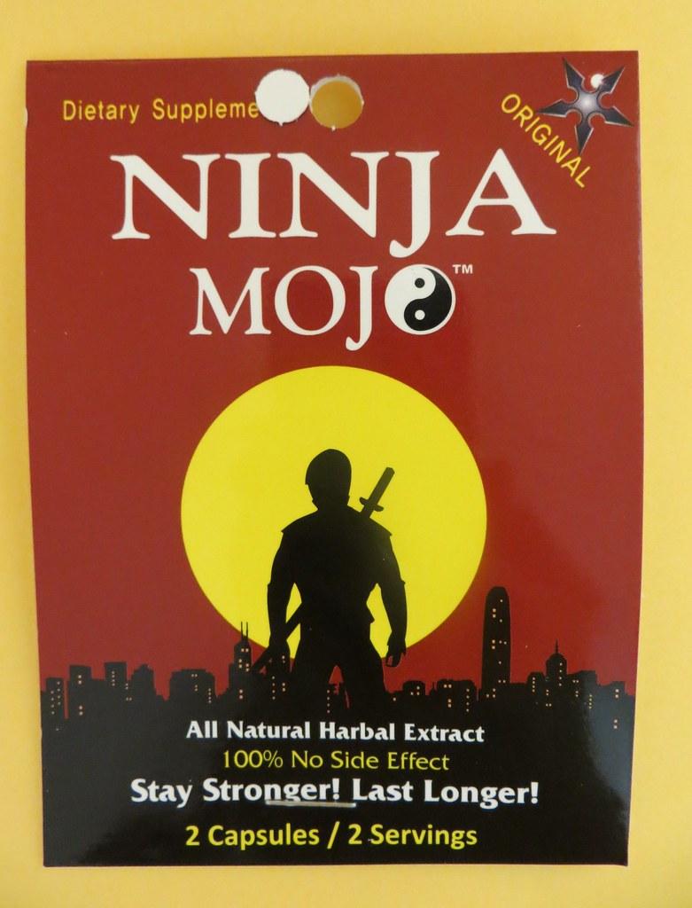 Ninjas wife sexual dysfunction
