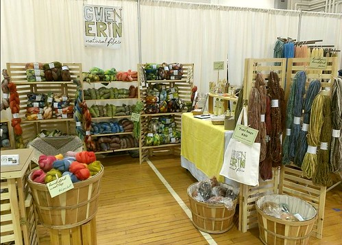 Akf2014 a knitter 39 s fantasy 8x8 booth youngstown oh for Craft shows in ohio