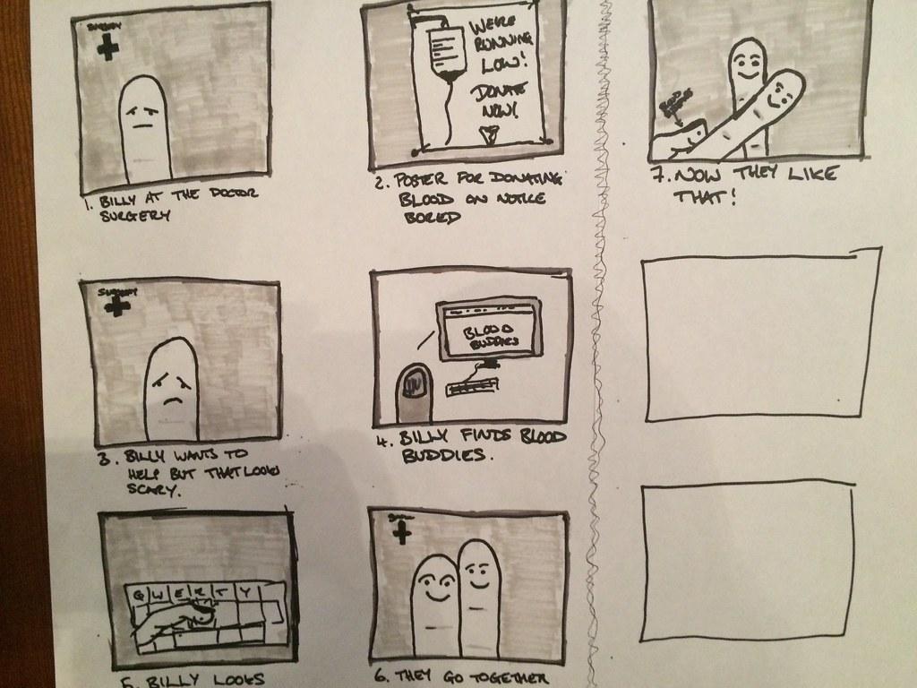 Exemple de storyboard 2