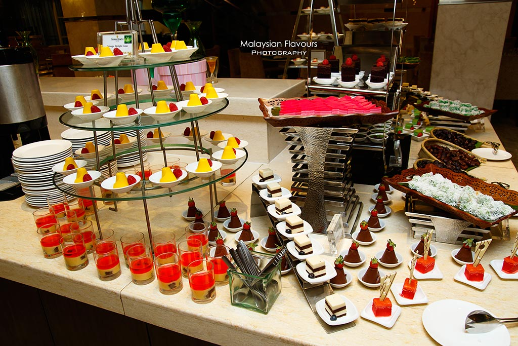 Putrajaya Shangri-La Malaysia Ramadhan BBQ Buffet